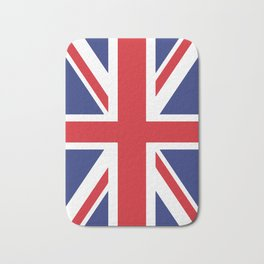 United Kingdom flag Bath Mat