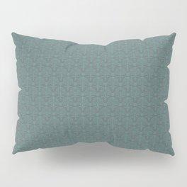Victorian Turquoise Pillow Sham