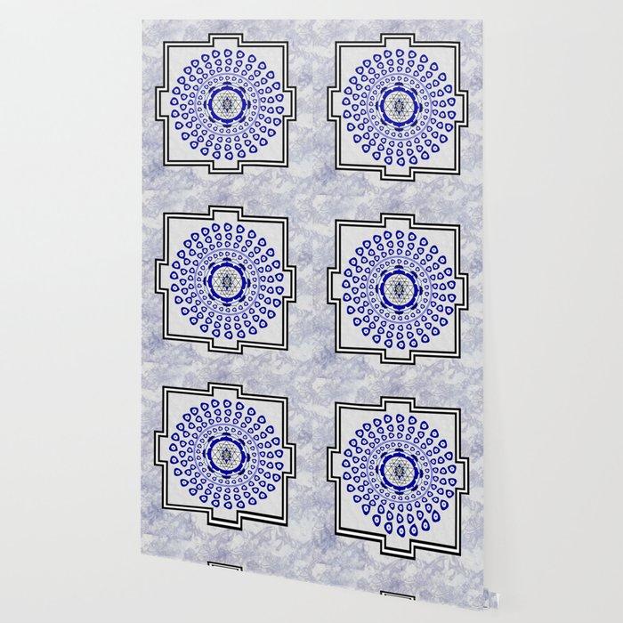 108 Evil Eye Sri Yantra Wallpaper
