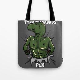 Tyrannosaurus Pex Tote Bag