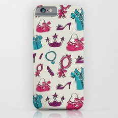 Lady pattern iPhone 6s Slim Case