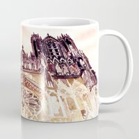 takmaj Mugs featuring Reims by takmaj