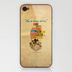 It's A Star Wars iPhone & iPod Skin