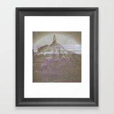 Feldspar Framed Art Print