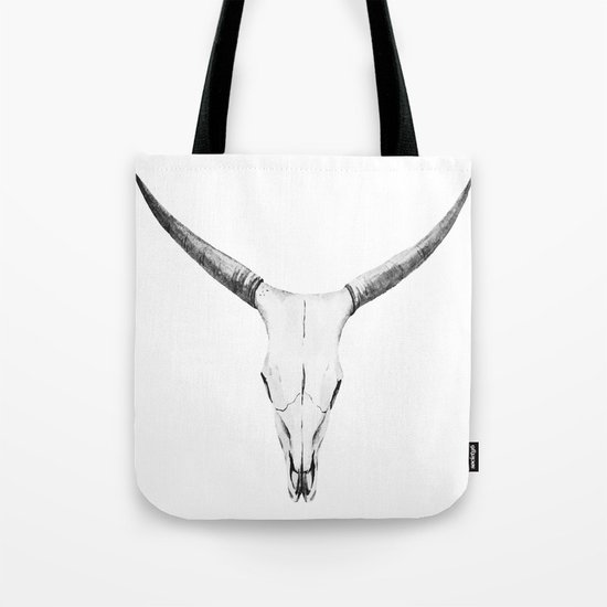 Animal Skull 06 Tote Bag