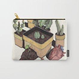 garden goals Carry-All Pouch
