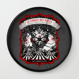 The Night Circus Wall Clock