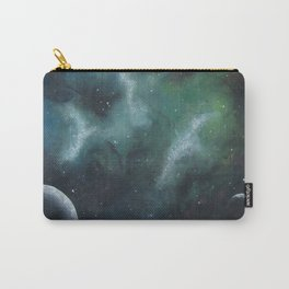 Parallel Quietude  Carry-All Pouch