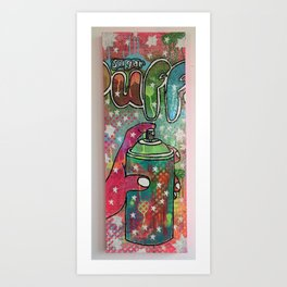 Todays special offer by Barrie J Davies 2015 Art Print