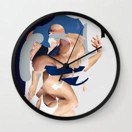 BREATHWORK Wall Clock