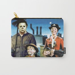 Michael Myers in Mary Poppins Carry-All Pouch