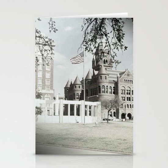 SPRING IN DEALEY PLAZA Stationery Cards