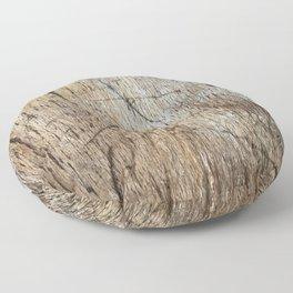Scratched Wood Floor Pillow