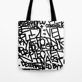 Specification 3 Tote Bag