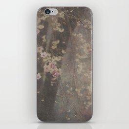 Flores de cereza iPhone Skin
