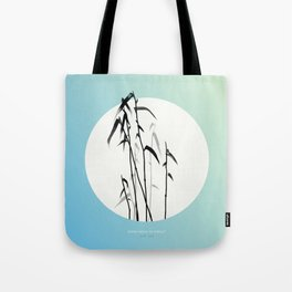 [4.20—4.24] Reeds Begin to Sprout Tote Bag