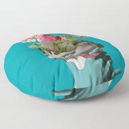 Inner beauty 3 Floor Pillow