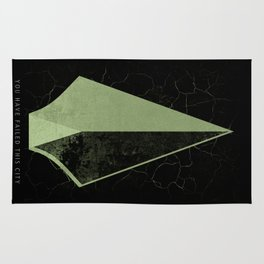 The Arrow Rug