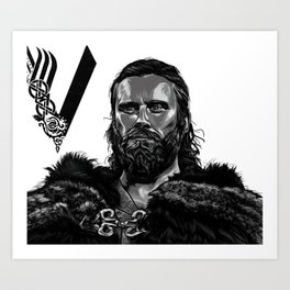 Rollo Art Print