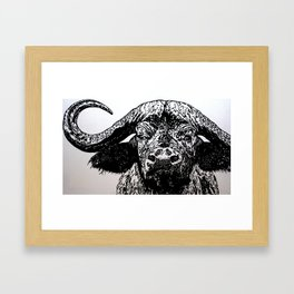Bruce Framed Art Print