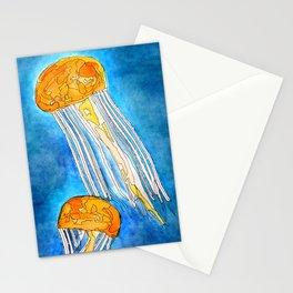 Do Jellyfish like Marmalade? Stationery Cards