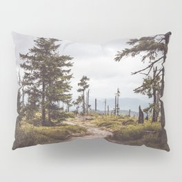 Over the mountains and through the woods Pillow Sham