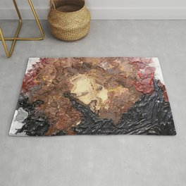 Abstract TVR Cover Rug