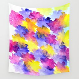 No. 126 Flowers Wall Tapestry