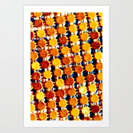Chain Art Print