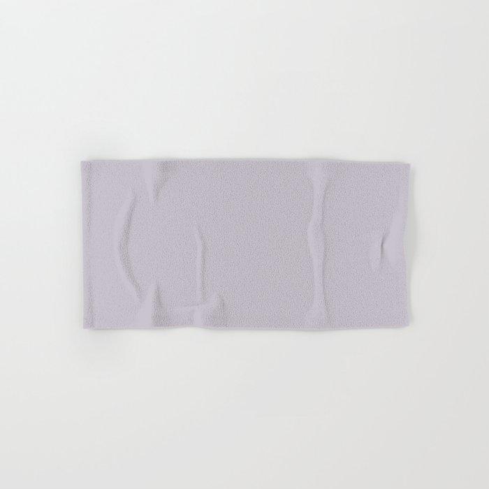 Rustic Wisteria ~ Lavender Hand & Bath Towel
