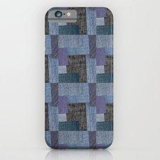 denim iPhone 6s Slim Case