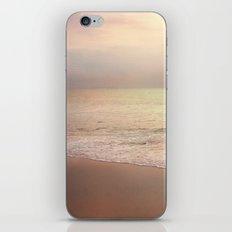 Half (1/2) a dream iPhone & iPod Skin