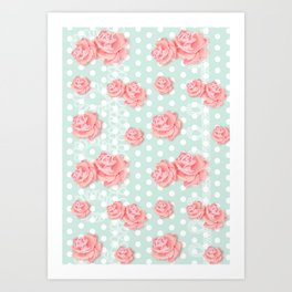 """flowers1"" Art Print"