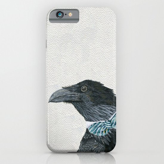 Raven Croft iPhone & iPod Case