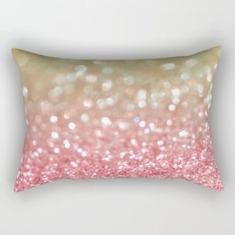 Champagne Tango Rectangular Pillow
