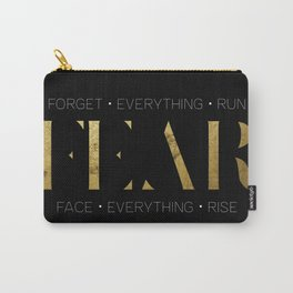 F.E.A.R Gold Carry-All Pouch