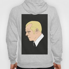 Simon Pegg - Hot Fuzz. Hoody