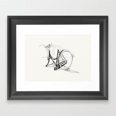 II. It Would Be Nice Framed Art Print