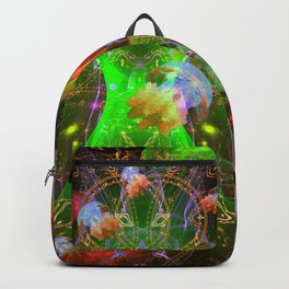 Bioluminescent Plankton and Jellyfish Backpack