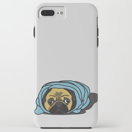 Snug as a Pug iPhone Case