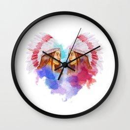 Melody the Chief Wall Clock
