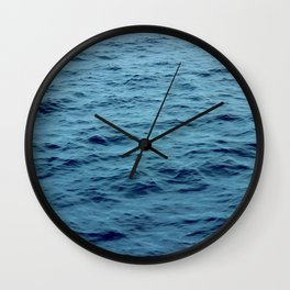 OCEAN - SEA - WATER - WAVES Wall Clock