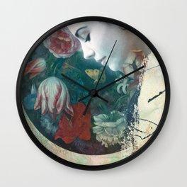 Frigiliana, an ode to Spain Wall Clock