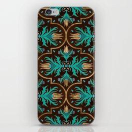 Turkish tulip - Ottoman tile 16 iPhone Skin
