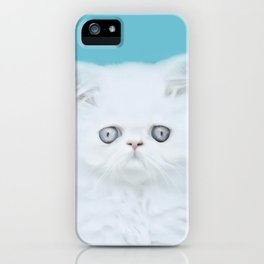 Lord Aries Cat - Photography 001 iPhone Case