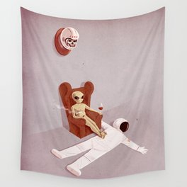 The Hunter Wall Tapestry