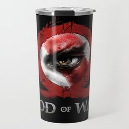 God of War Travel Mug