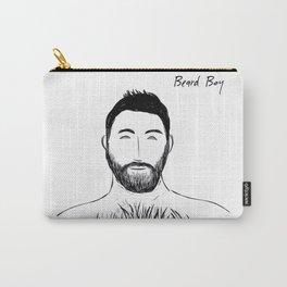 Beard Boy: Stelios Carry-All Pouch