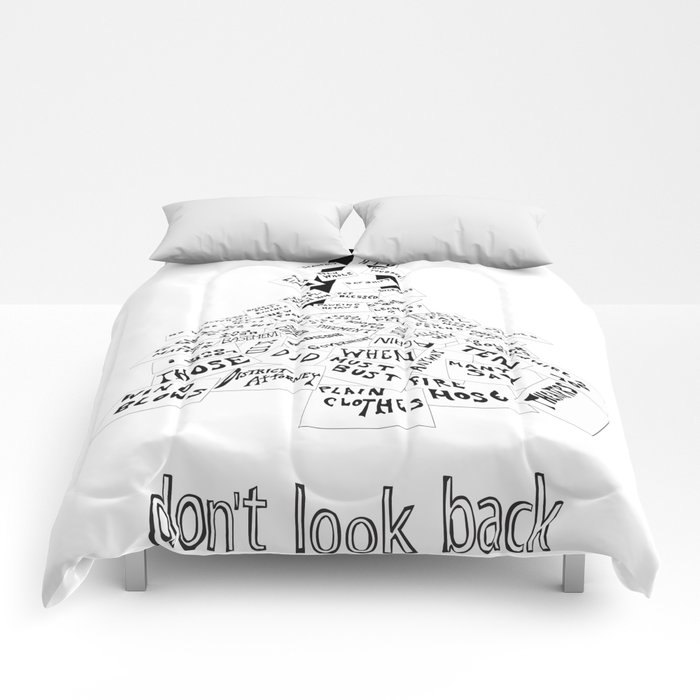 Don't Look Back (1967) Comforters