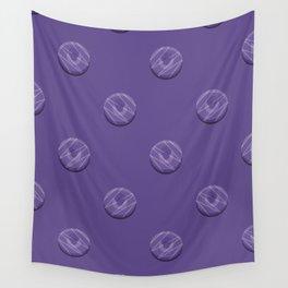 PANTONE Ultra Violet Wall Tapestry